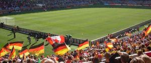 Deutsche Fans - Weltmeister im online-Team Support!